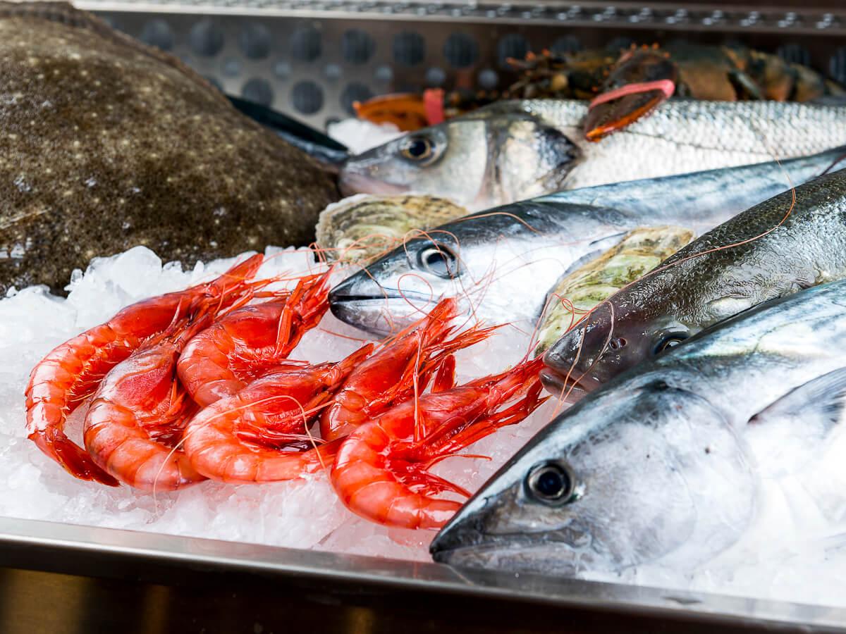 Pescados La Marea Restaurante