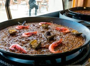 Paella Restaurante La Marea