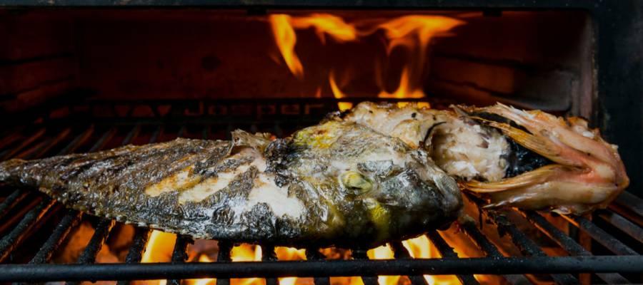Pescado Restaurante La Marea